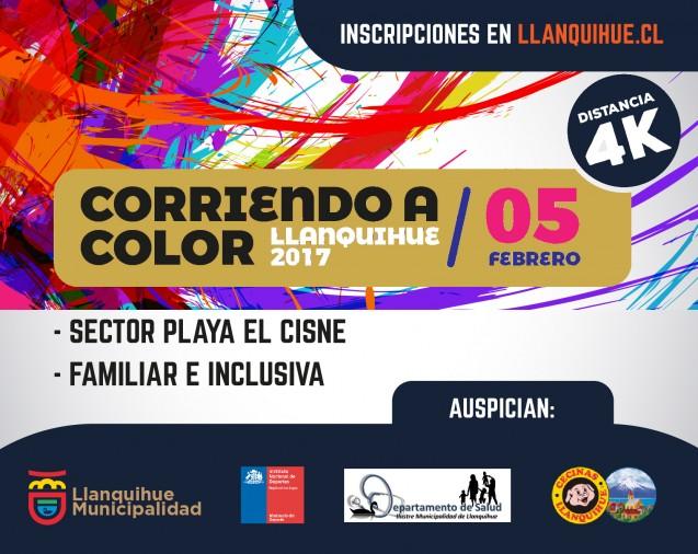 """PRIMERA CORRIDA A COLOR 4k FAMILIAR """"CESFAM LOS VOLCANES"""""""