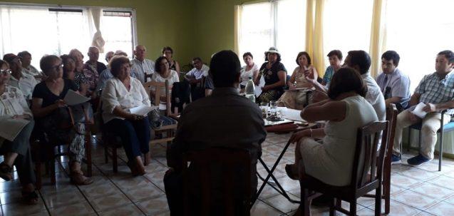 Consejo Comunal de Desarrollo en Salud