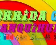 3era Corrida Color Llanquihue 2020