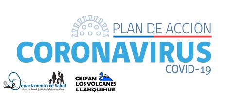 COMUNICADO N° 4 DEPARTAMENTO DE SALUD MUNICIPAL LLANQUIHUE MEDIDAS POR PREVENCION Y REACCION CASOS DE COVID -19