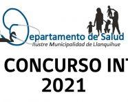 BASES CONCURSO INTERNO 2021
